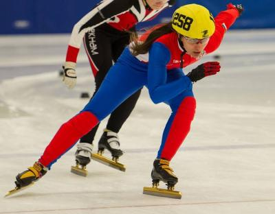 About Short Track Speed Skating dry-land